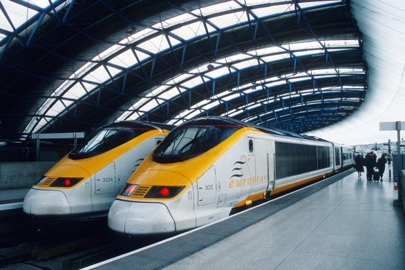 Eurostar-Trains