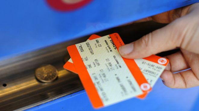 rail-ticket
