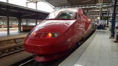 EMU TGV Réseau od výrobce Alstom, Foto Dopravní Magazín, Roman Petrlík